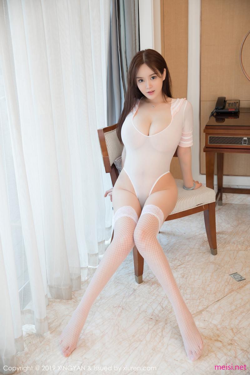 [XINGYAN] 2019.05.13 VOL.120 易阳Silvia