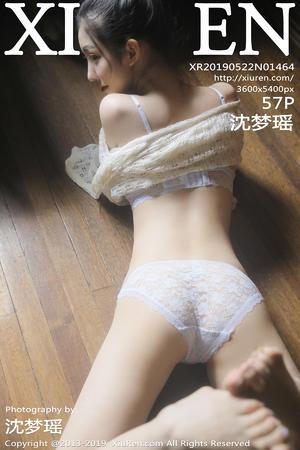 [XIUREN] 2019.05.22 沈梦瑶