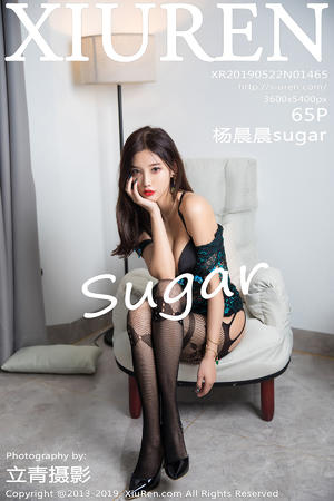 [XIUREN] 2019.05.22 杨晨晨sugar