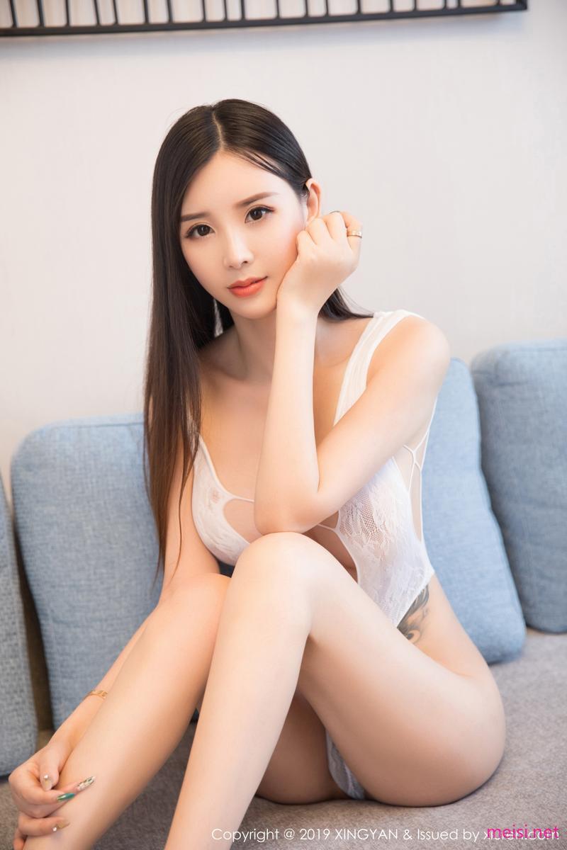 [XINGYAN] 2019.08.20 VOL.128 韩雨馨