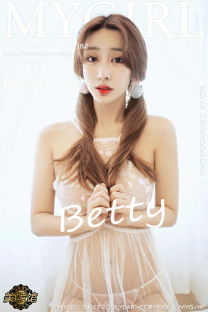 [MyGirl] 2019.08.20 VOL.382 Betty林子欣