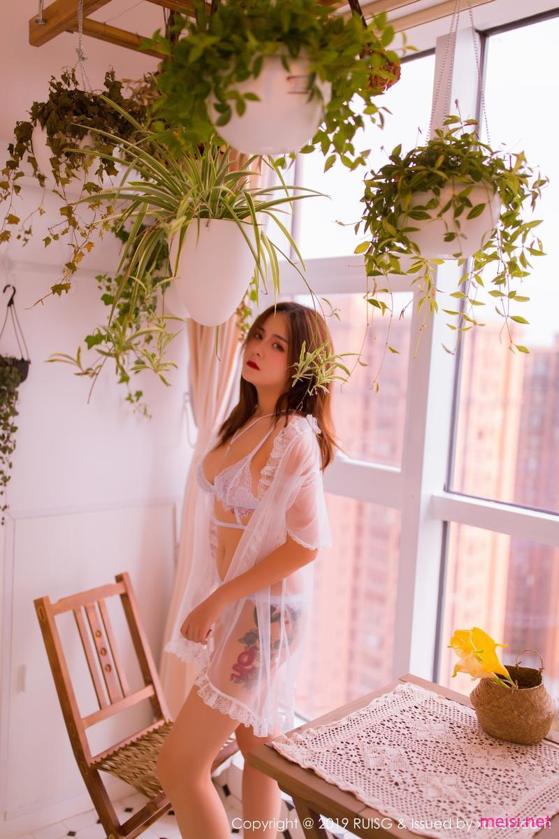 [RUISG] 2019.09.05 VOL.082 Daisy琳琳
