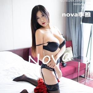 [XIAOYU] 2019.10.09 VOL.166 nova李雅
