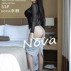 [IMISS] 2019.10.24 VOL.389 nova李雅