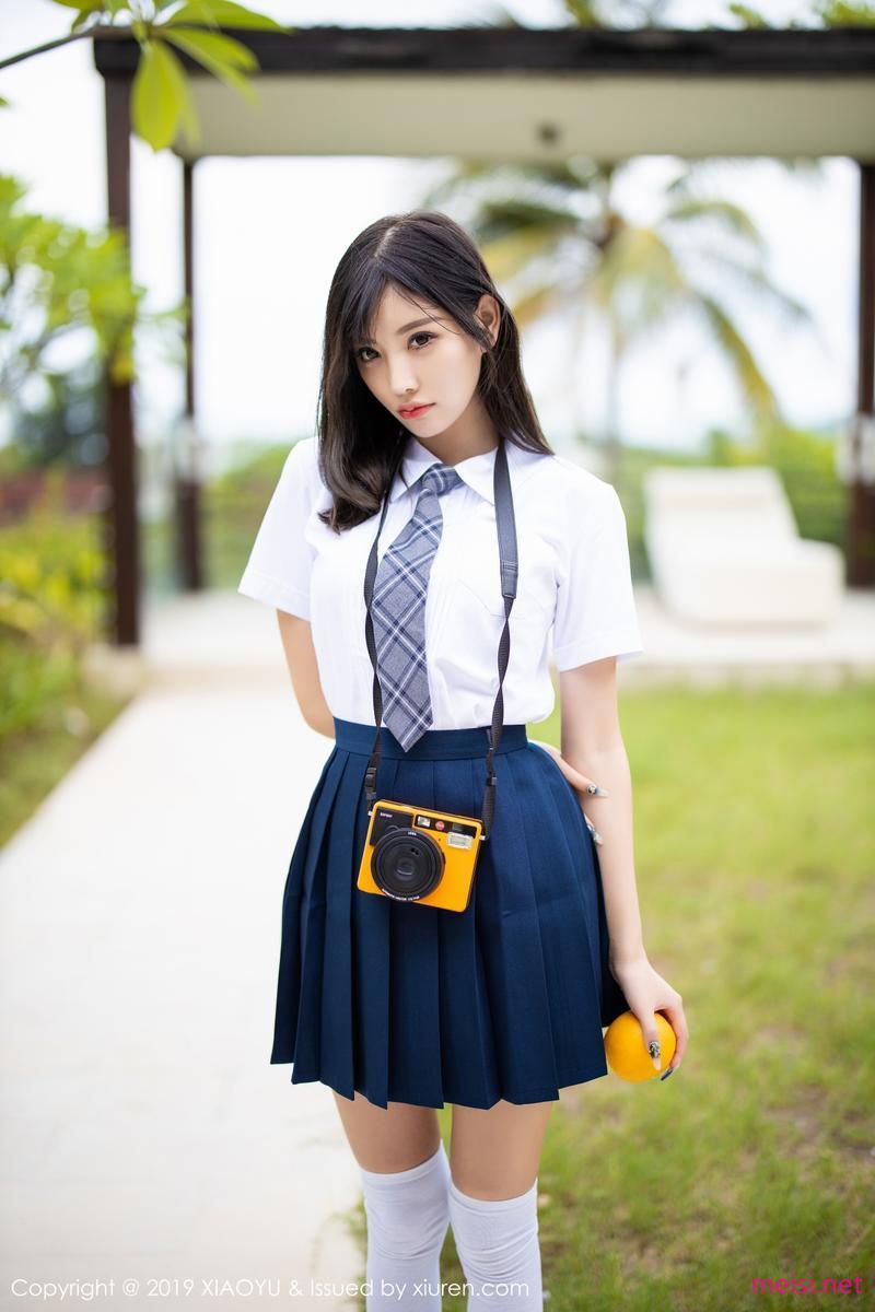 [XIAOYU] 2019.11.01 VOL.184 杨晨晨sugar