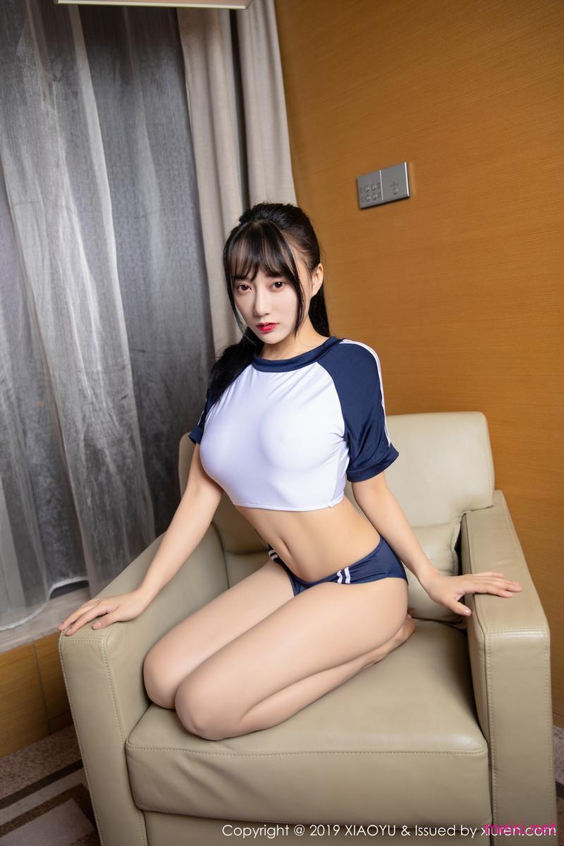 [XIAOYU] 2019.11.04 VOL.185 何嘉颖