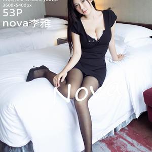 [YouWu] 2019.11.05 VOL.163 nova李雅