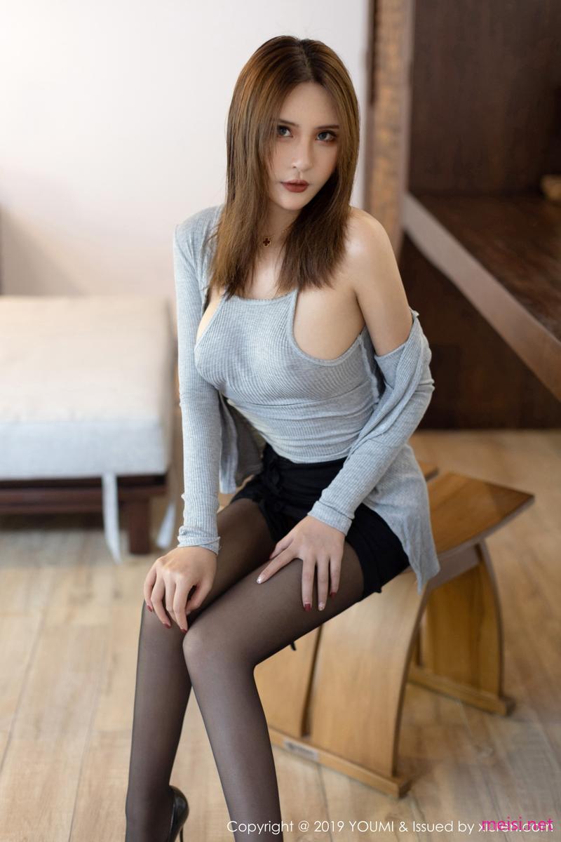 [YOUMI] 2019.11.06 VOL.366 Emily顾奈奈