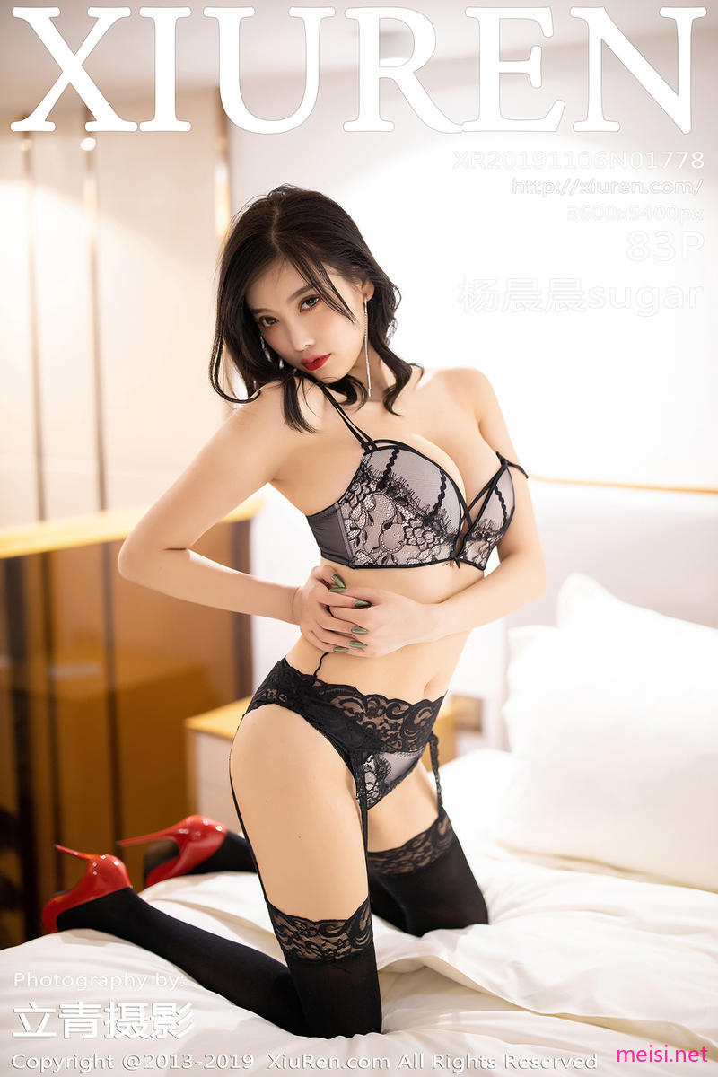[XIUREN] 2019.11.06 杨晨晨sugar