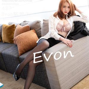 [IMISS] 2019.12.18 VOL.419 Evon陈赞之