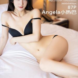 [XIAOYU] 2020.02.10 VOL.244 Angela小热巴
