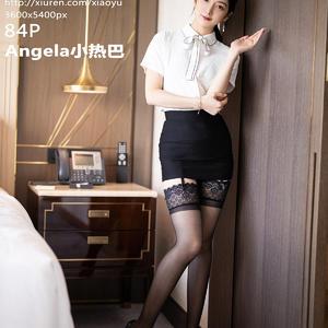 [XIAOYU] 2020.03.02 VOL.258 Angela小热巴