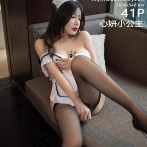 [YOUMI] 2020.03.24 VOL.440 心妍小公主
