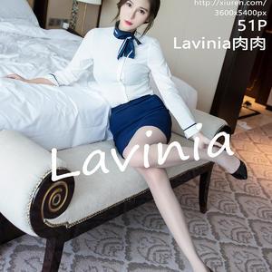 [XIUREN] 2020.05.06 Lavinia肉肉