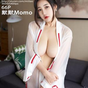[MiiTao] 2020.05.15 VOL.141 默默Momo