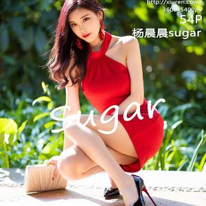 [XIUREN] 2020.07.27 杨晨晨sugar