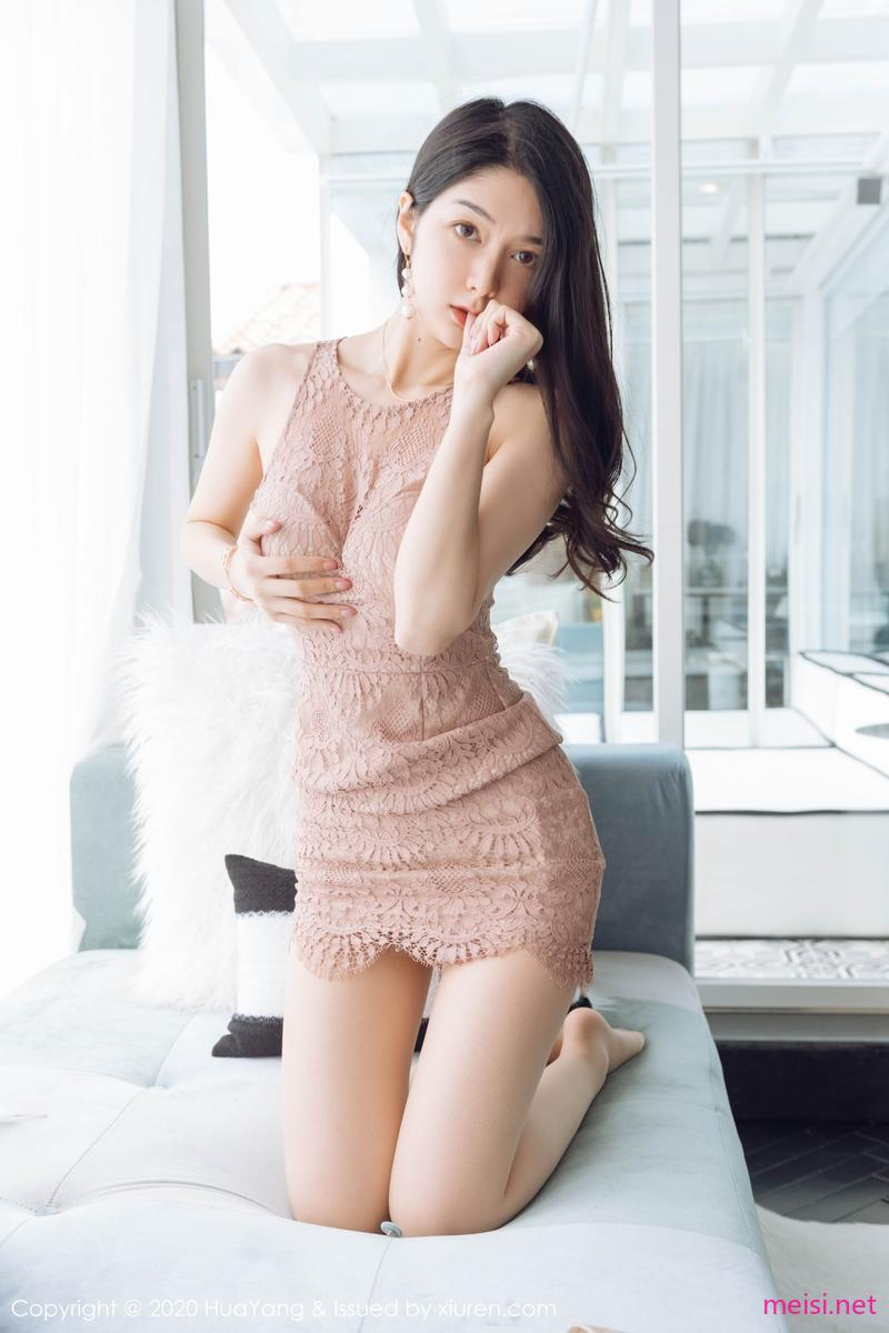 [HuaYang] 2020.08.31 VOL.280 Angela小热巴