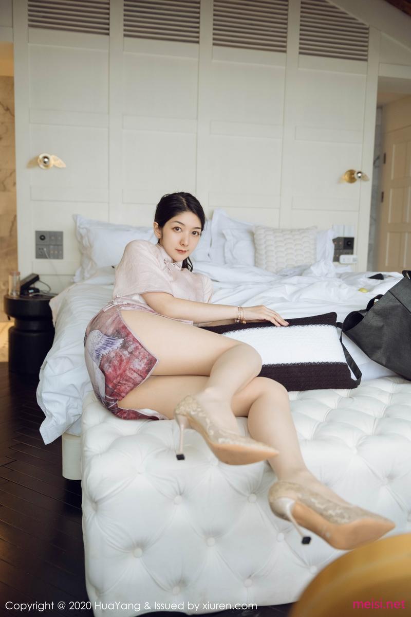 [HuaYang] 2020.09.07 VOL.285 Angela小热巴