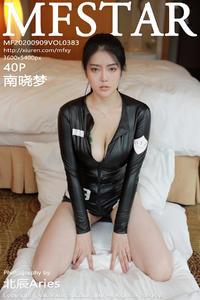 [MFStar] 2020.09.09 VOL.383 南晓梦 P0