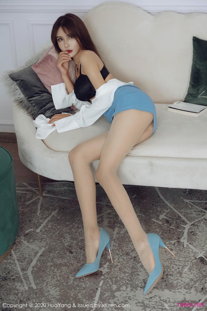 [HuaYang] 2020.09.16 VOL.291 Emily顾奈奈