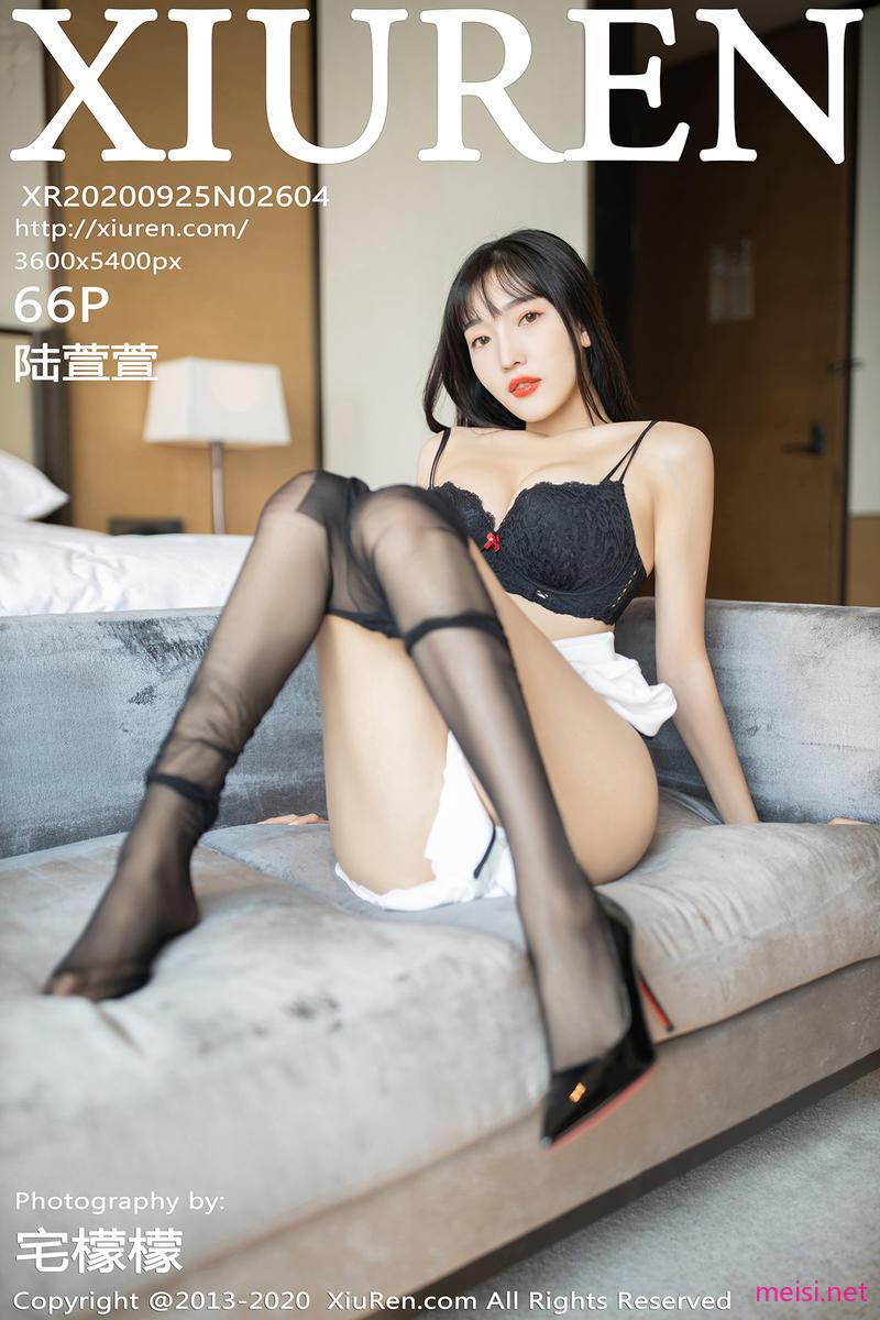 [XIUREN] 2020.09.25 陆萱萱