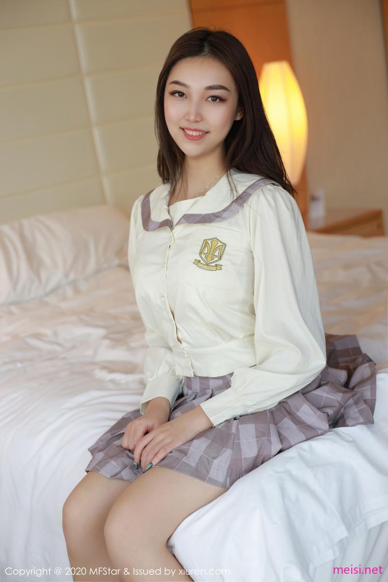 [MFStar] 2020.10.10 VOL.399 郑颖姗