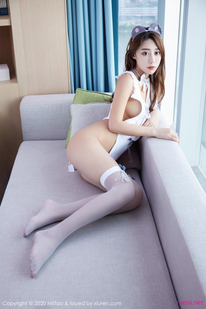 [MiiTao] 2020.10.14 VOL.144 优米Yumi