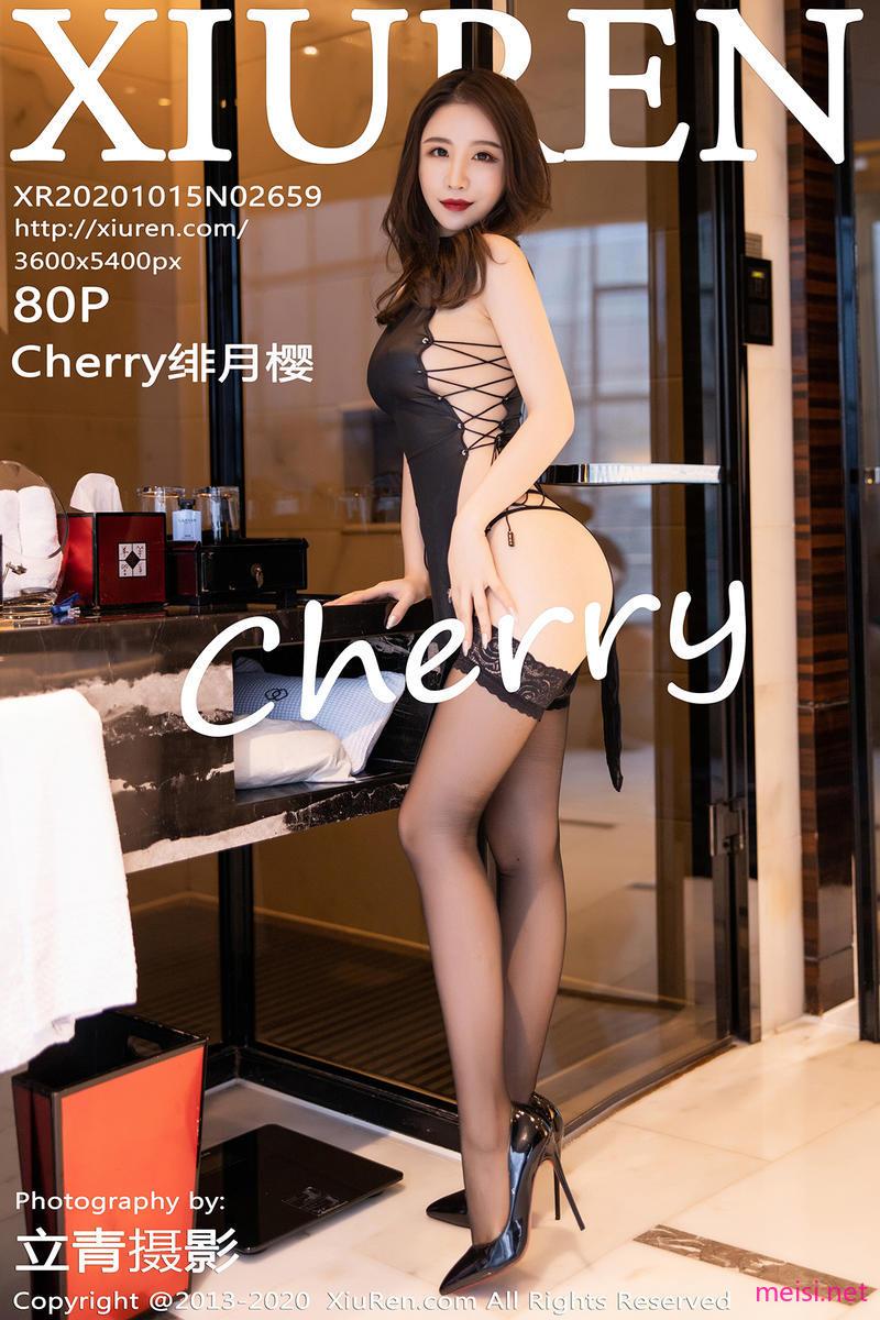 [XIUREN] 2020.10.15 绯月樱-Cherry