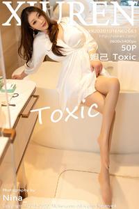 [XIUREN] 2020.10.16 妲己_Toxic P0