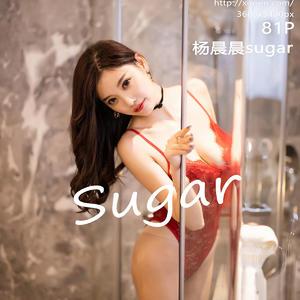 [XIUREN] 2020.10.19 杨晨晨sugar