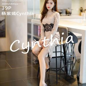 [IMISS] 2020.10.26 VOL.517 杨紫嫣Cynthia