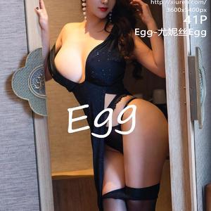 [XIUREN] 2020.11.02 Egg-尤妮丝Egg