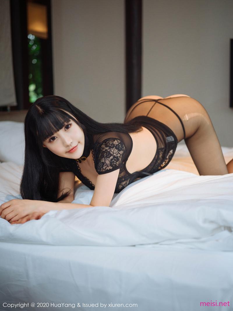[HuaYang] 2020.11.19 VOL.324 朱可儿Flower