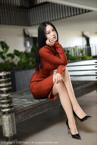 [MyGirl] 2020.11.20 VOL.458 唐琪儿. P2