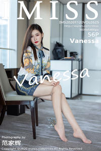 [IMISS] 2020.11.20 VOL.525 Vanessa P0