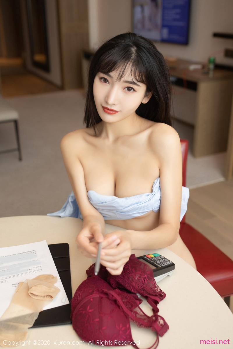 [XIUREN] 2020.11.26 陆萱萱