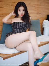 [XIUREN] 2020.12.17 陈念灵Vickyao P1