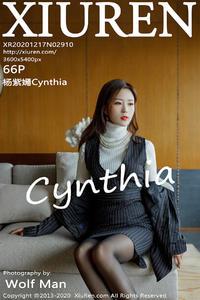 [XIUREN] 2020.12.17 杨紫嫣Cynthia P0