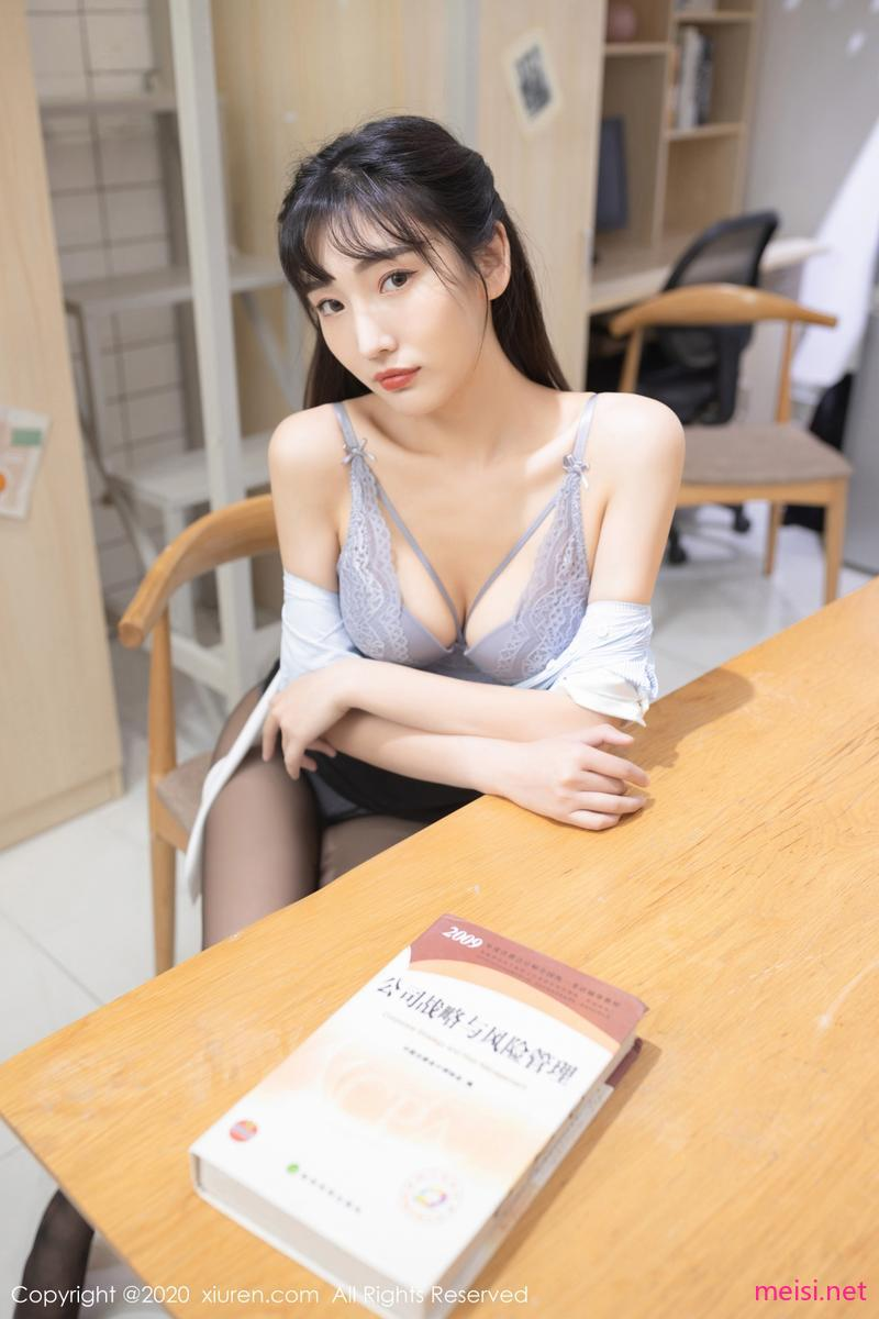 [XIUREN] 2020.12.23 陆萱萱