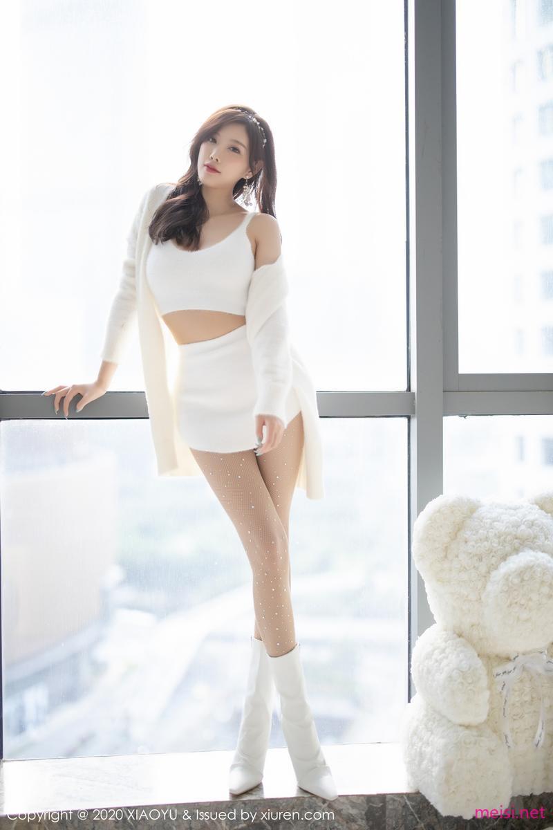 [XIAOYU] 2020.12.24 VOL.437 杨晨晨sugar