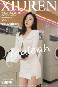 [XIUREN] 2020.12.25 安然Maleah P0