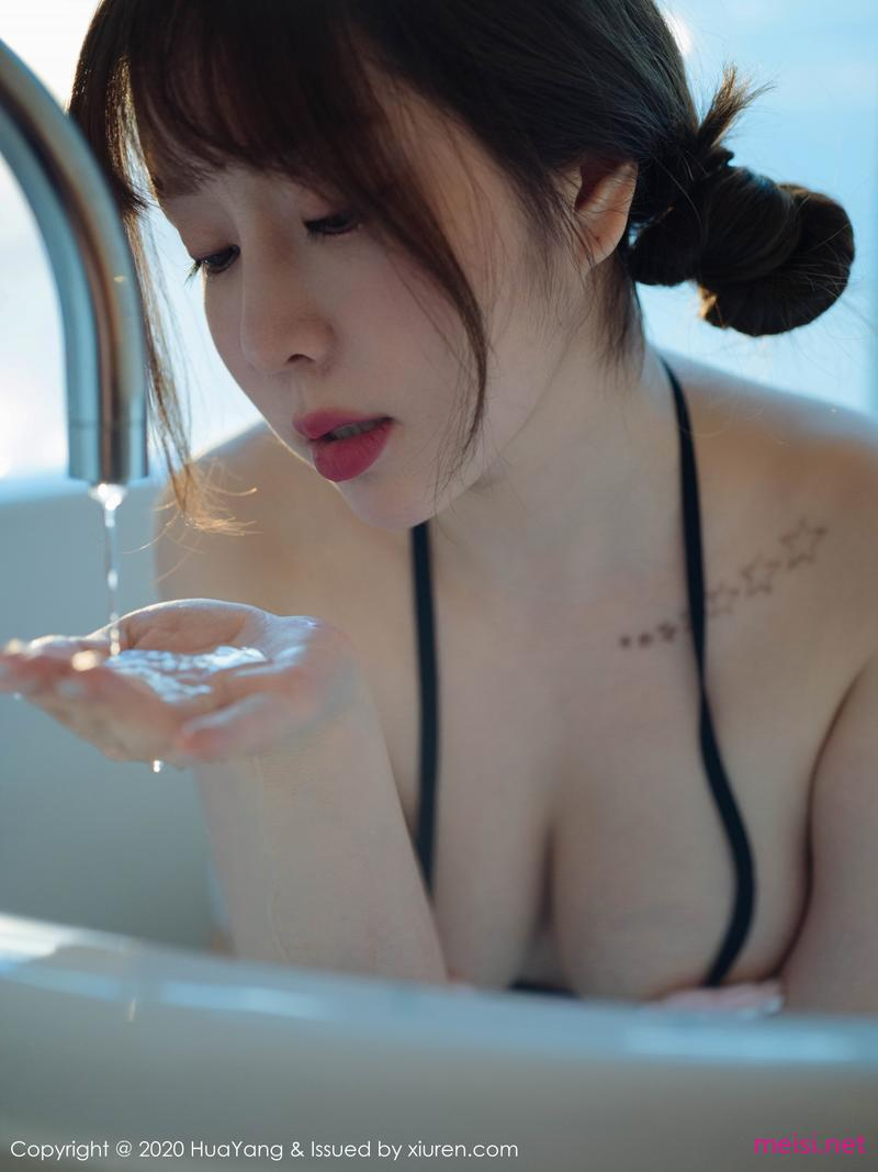 [HuaYang] 2020.12.29 VOL.343 王雨纯