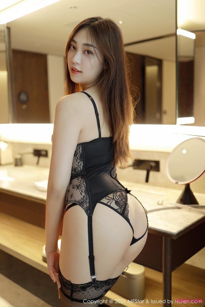 [MFStar] 2021.02.04 VOL.454 郑颖姗Bev