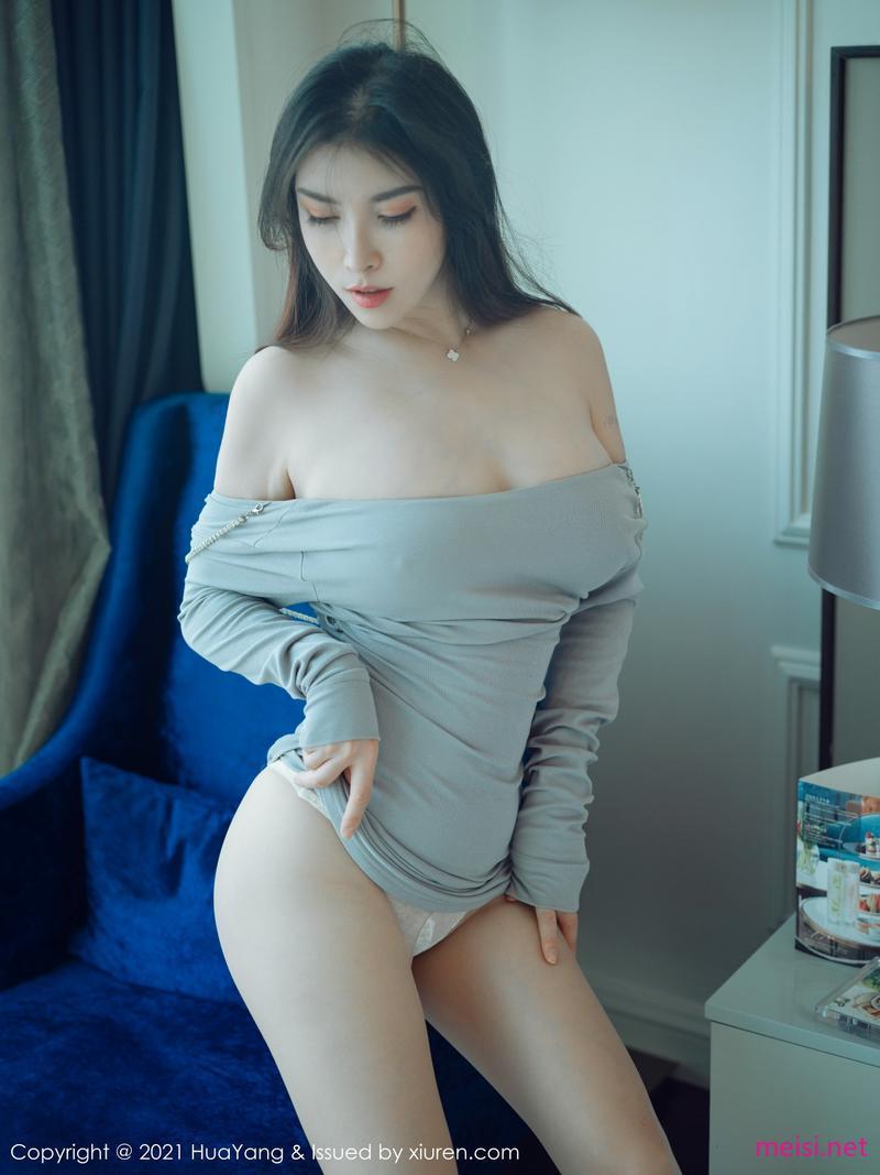[HuaYang] 2021.02.04 VOL.363 赵惟依coco
