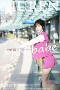 [XIUREN] 2020.02.18 糯美子MINIbabe P0