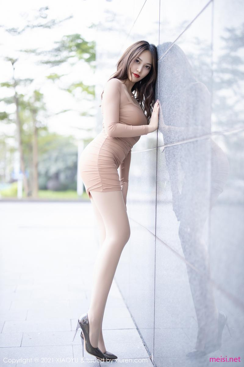 [XIAOYU] 2021.02.19 VOL.471 郑颖姗Bev