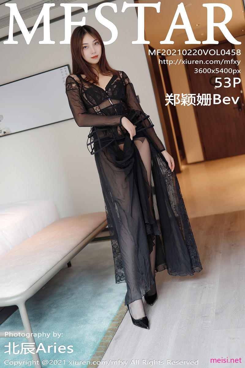 [MFStar] 2021.02.20 VOL.458 郑颖姗Bev