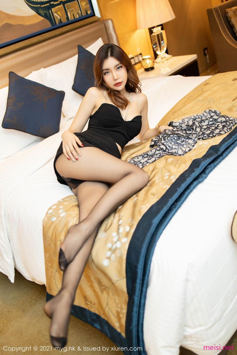 [MyGirl] 2021.02.22 VOL.491 Carina梦绮